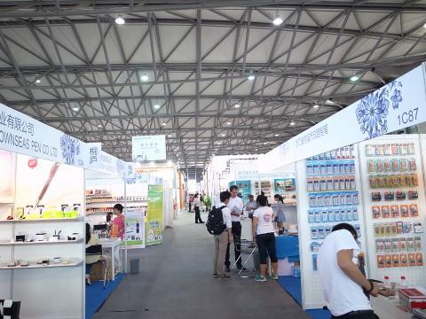 ペーパーワールド チャイナ 2013 展示会レポート