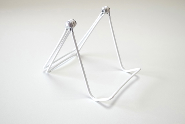 Designed wire display stand ダブル