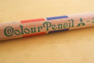 三菱鉛筆 赤青鉛筆