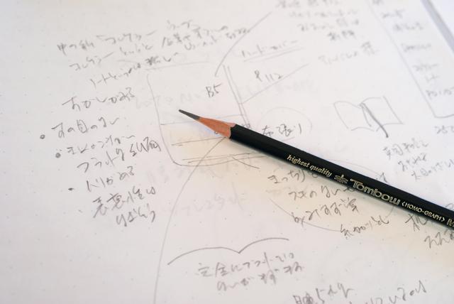 トンボ鉛筆 MONO100