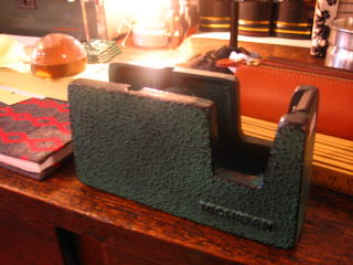 ニチバン 南部鉄製 テープカッター 小