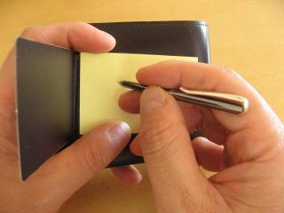 Sanpo社 Walkie Pen 住友スリーエム スリーエムジャパン ポスト・イット スタイル カードノート