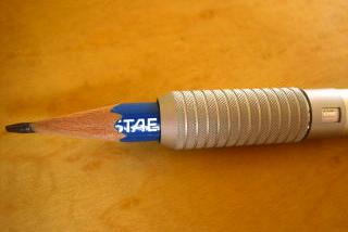 ステッドラー ペンシルホルダー900 25 鉛筆補助軸