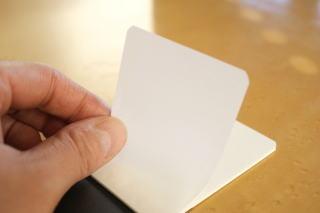 デザインフィル カードメモ
