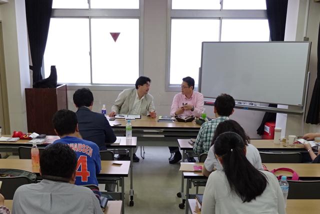 日本手帖の会 仕事文具 トークイベント201605