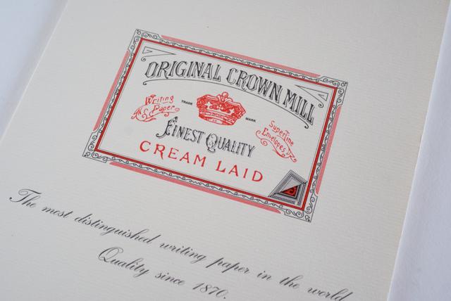 オリジナルクラウンミル クリームレイド