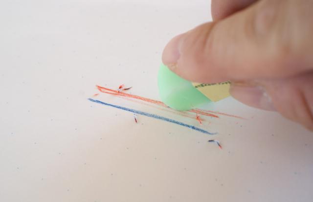 シード 色鉛筆用消しゴム CP-10
