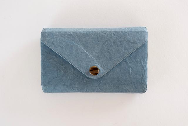 ポスタルコ ダブルケース 財布 名刺入れ
