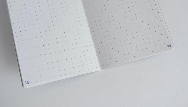 ダイゴー ハンディピック ページノート 5mmドット