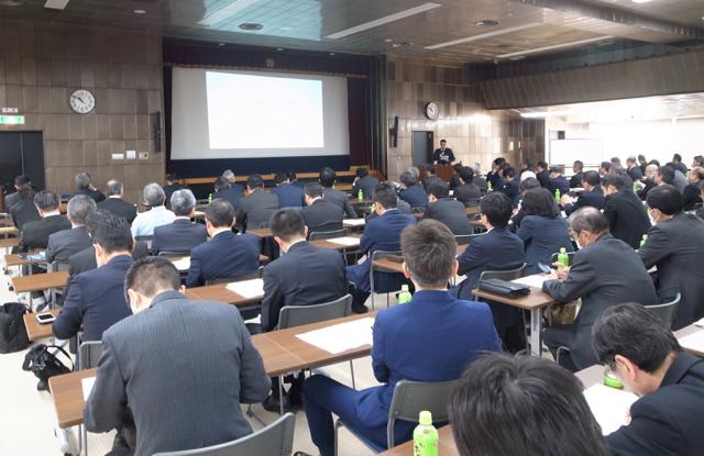 東京洋紙同業会 講演 2019年