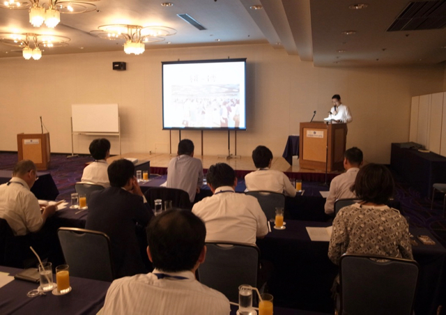 日本洋紙板紙卸商業組合 講演 2019年8月年
