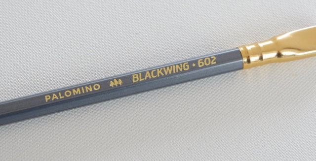 PALOMINO BLACKWING 602 鉛筆