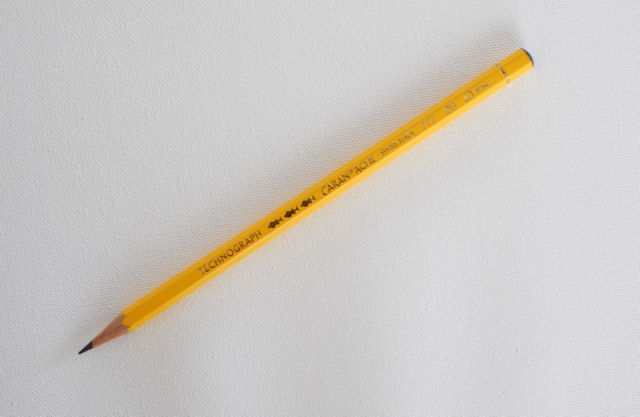 カランダッシュ TECHNOGRAPH 777 2B 鉛筆