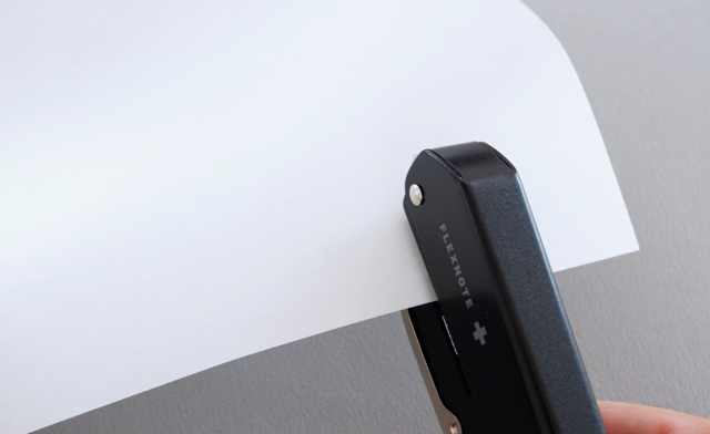 T-Hole Punch for FLEXNOTE