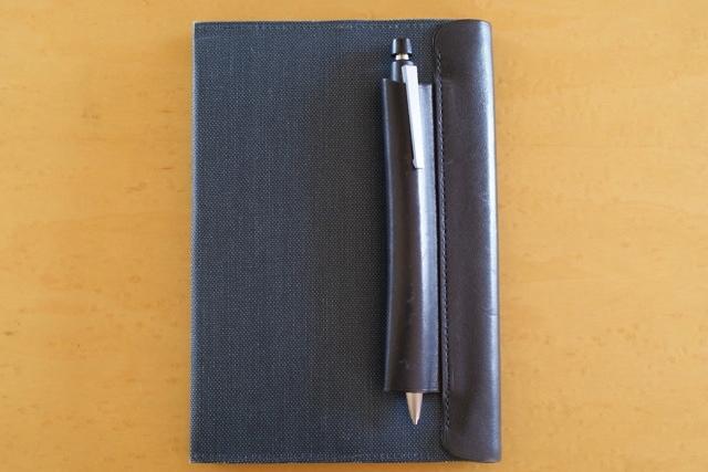 私の手帳の書き方・使い方 2012年