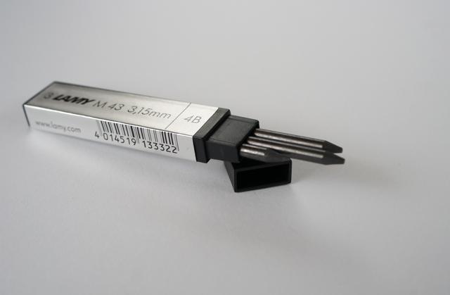 ラミー スクリブル 3.15mm ペンシル