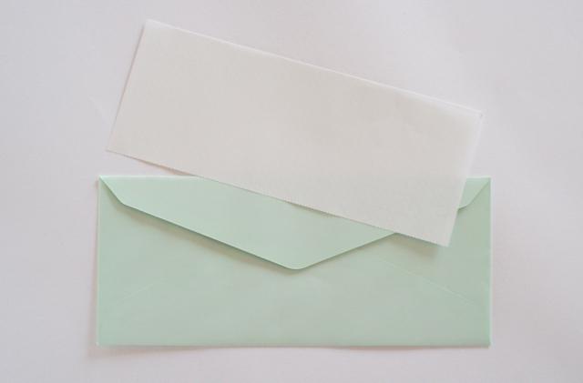 クラフトデザインテクノロジー 蛇腹便箋レターセット