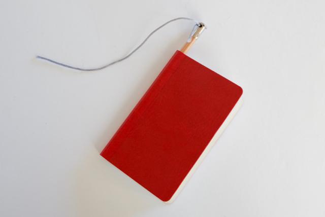 ダイゴー すぐログ 鉛筆付きミニ手帳