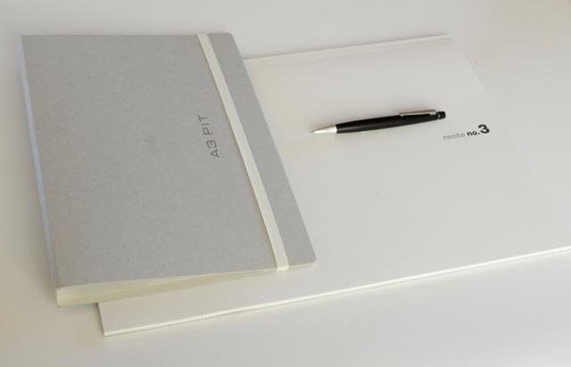 神戸派計画 recto planning A3 レクト レポートパッド A3 ポートピット