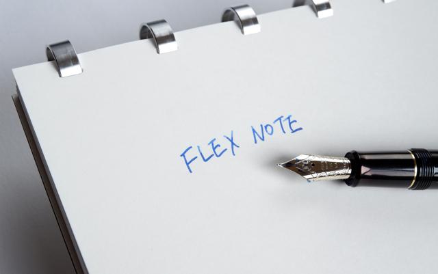 FLEX NOTE