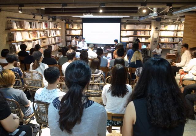 台湾トークイベント_2017年8月_BOVEN雑誌図書館