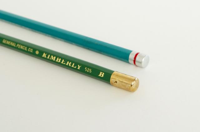 メタルエンド 鉛筆 Kimberly pencil prismacolor