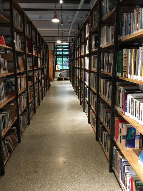 松山文創園区 図書館 Not just Library