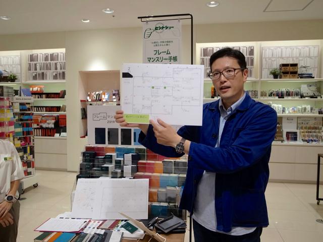 東急ハンズ銀座店 トークイベント 2018年10月7日