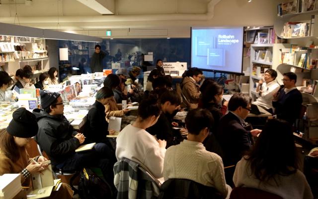 SHIBUYA PUBLISHING & BOOKSELLERS ロルバーン ランドスケープ トークイベント&ワークショップ