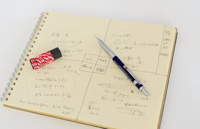 xeno cx 0.7mm シャープペン
