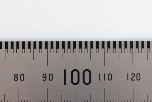 コクヨ 本当の定規 30cm