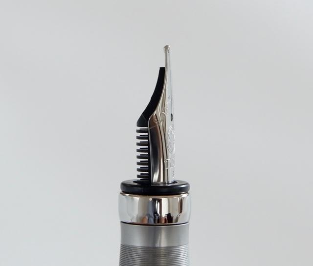 TWSBI ダイヤモンド 580AL R ニッケルグレー 万年筆