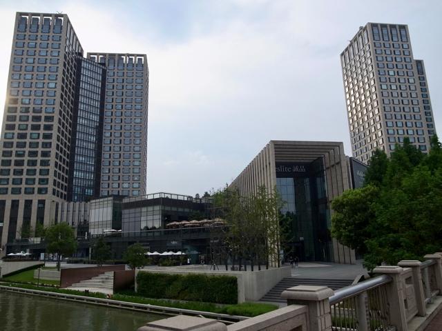 中国蘇州 誠品書店