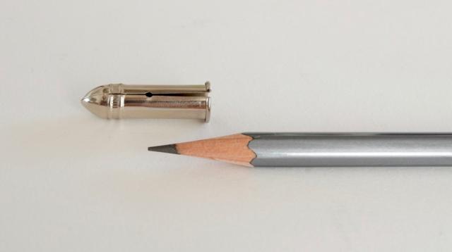 鉛筆キャップ ショート