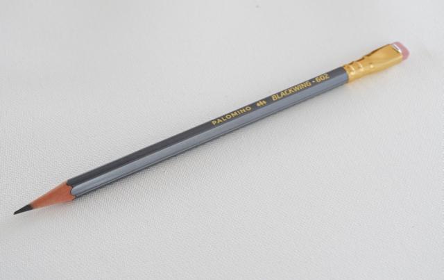 PALOMINO BLACKWING 602 鉛筆