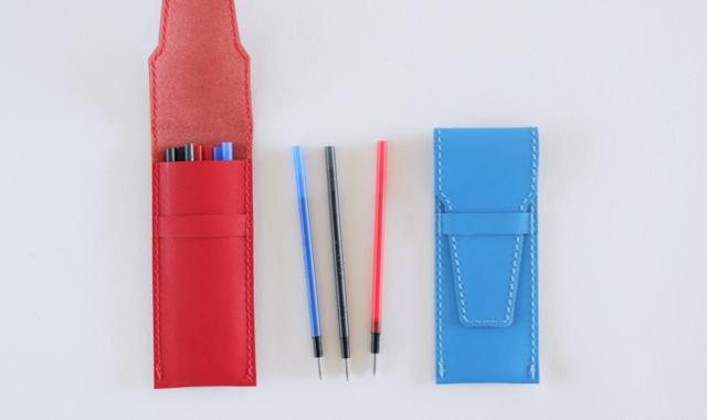 ロフト BLEND 多色ボールペン リフィルケース