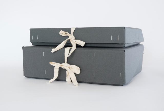 Found MUJI コシャーさんの箱