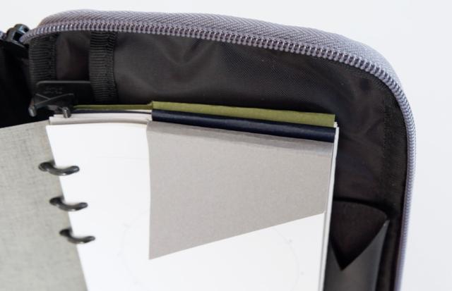 アシュフォード リフィルパッドポーチ pen-info Tools フラップブックマーク